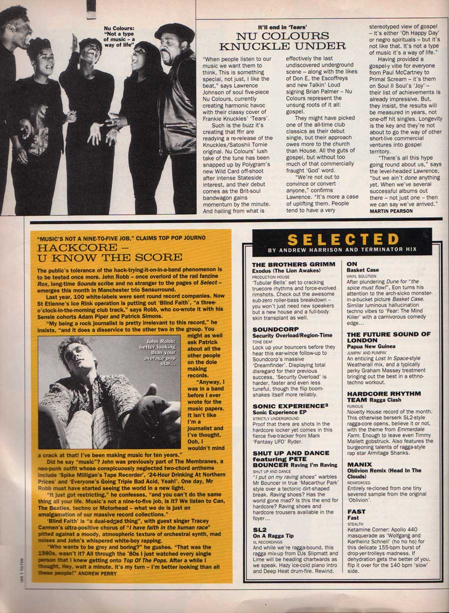 Select Magazine Website